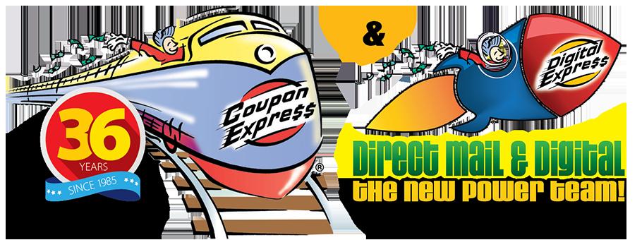 MCM Coupon Express